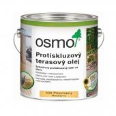 Terasový olej 430 - protiskluzný 2,5 l Osmo Color