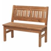Zahradní lavice LV2 110