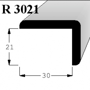 Lišta R 3021