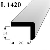Lišta L 1420