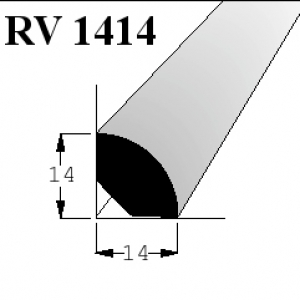 Lišta RV 1414
