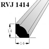 Lišta RVJ 1414
