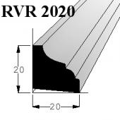 Lišta RVR 2020