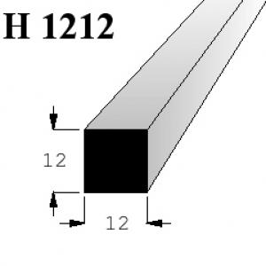 Lišta H 1212