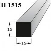 Lišta H 1515