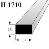Lišta H 1710
