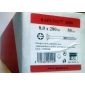 Stavební vruty Rapi-tec HBS 8x280 mm