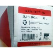Stavební vruty Rapi-tec SK 8x100 mm