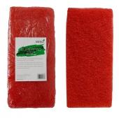 Superpad červený,obdélníkový  120 x 250 mm