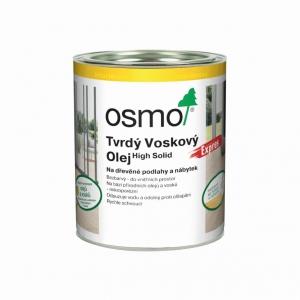 Tvrdý voskový olej EXPRES 0,75 l