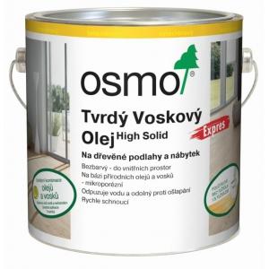 Tvrdý voskový olej EXPRES 2,5 l