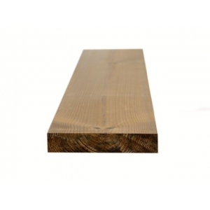 Thermowood borovice 26 x 140mm hladké