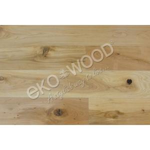 Dubová podlaha 1-pás, šíře 185 mm, rustik