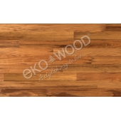 Teak barmský 1 pásová podlaha, šíře 136 mm