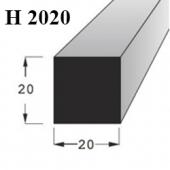 Lišta H 2020
