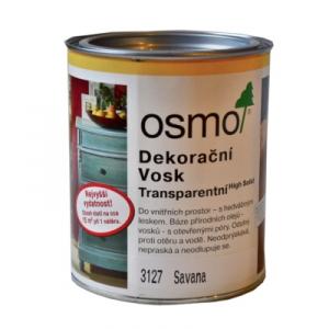 Dekorační vosk transparentní 0,75l Osmo Color