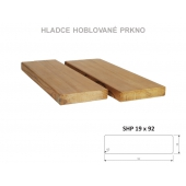 Thermowood hranol borovice SHP 19x92 mm