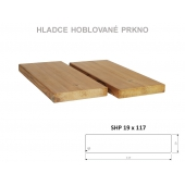 Thermowood hranol borovice SHP 19x117 mm