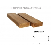 Thermowood hranol borovice SHP 26x68 mm