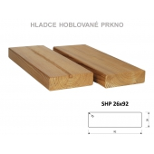Thermowood hranol borovice SHP 26x92 mm