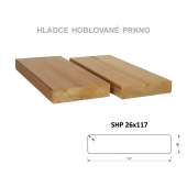 Thermowood hranol borovice SHP 26x117 mm
