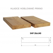 Thermowood hranol borovice SHP 26x140 mm