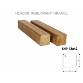 Thermowood hranol borovice SHP 42x42 mm