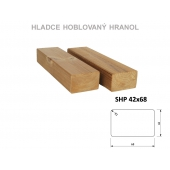 Thermowood hranol borovice SHP 42x68 mm