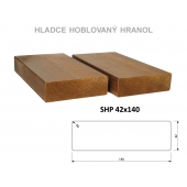 Thermowood hranol borovice SHP 42x140 mm