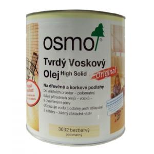 Tvrdý voskový olej 0,75l Originál Osmo Color