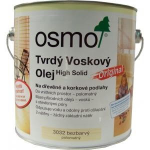 Tvrdý voskový olej 2,5l Originál Osmo Color