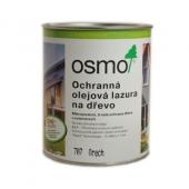 Ochranná olejová lazura 0,75l Osmo Color