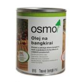 Terasové oleje 0,75l Osmo Color