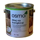 Terasové oleje 2,5 Osmo Color