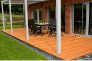 Dřevěné terasy z jehl.dřevin