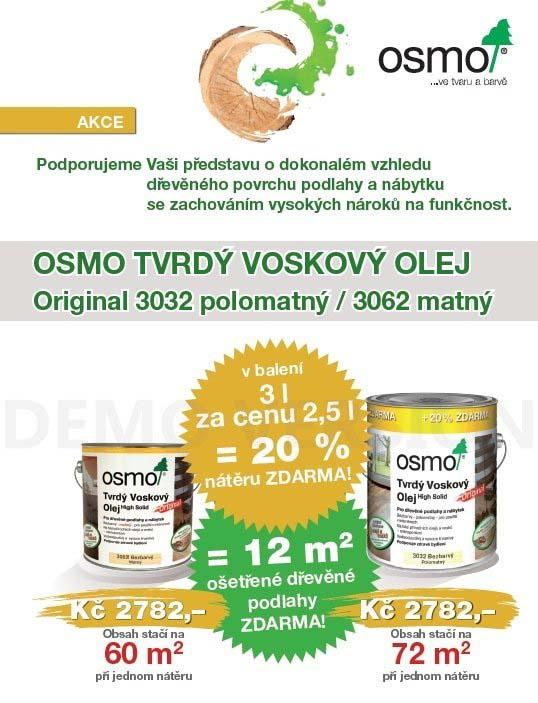 Tvrdý voskový olej 3032