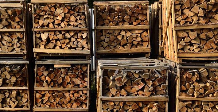 krbové dřevo